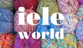 Iele World logo
