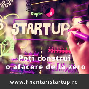 Consultanta fonduri europene finantari startup